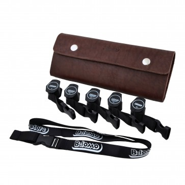 Full Pack of BelOMO Folding Loupes in Leather Case